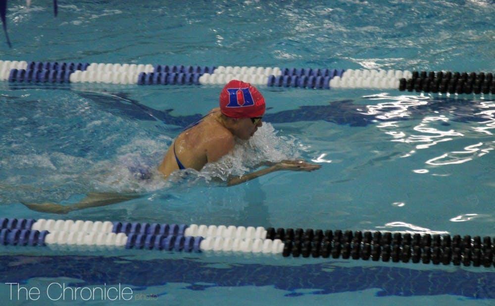 MapesSwimming