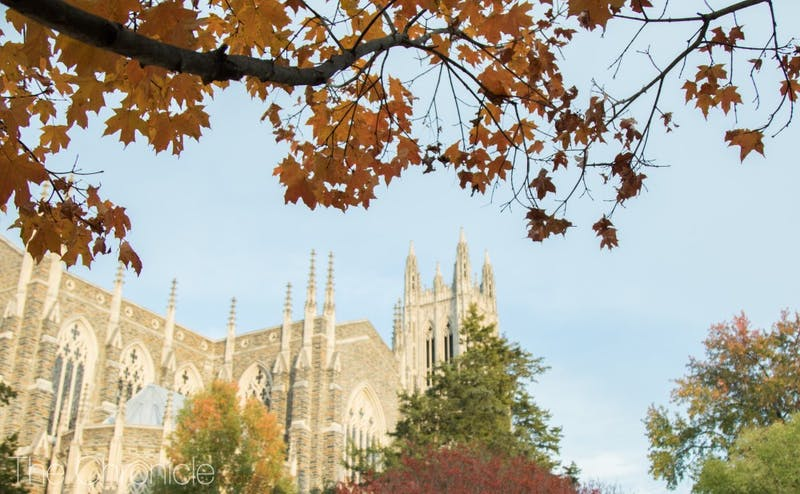 Although many students traveled home for Thanksgiving break, some stayed on campus, whether out of necessity or choice.