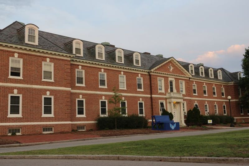 East Campus dorm
