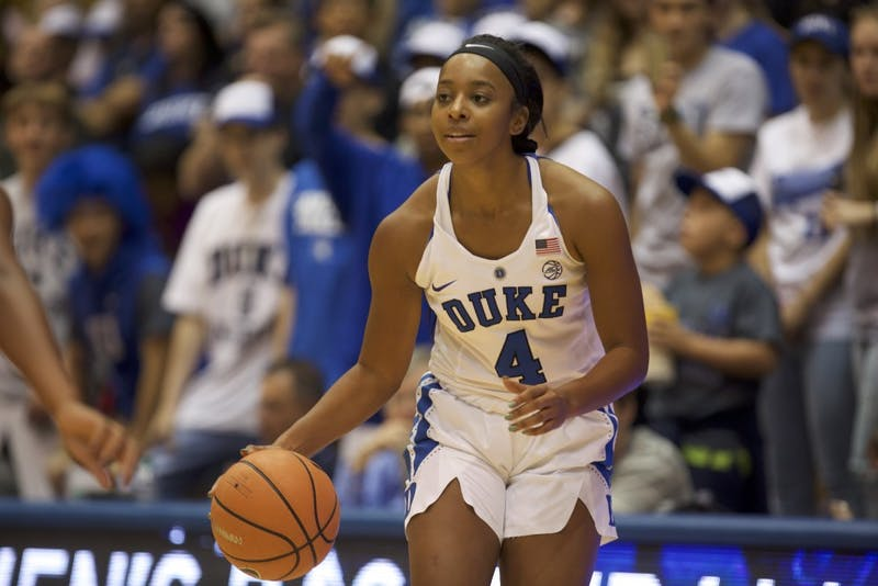 Lexie Brown scored 19 points and knocked down a critical 3-pointer in the fourth quarter.