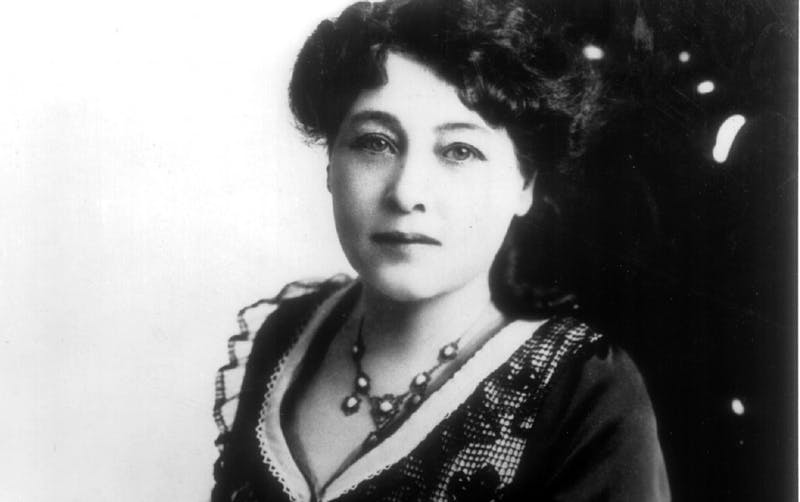 The festival is named for Alice Guy-Blaché (1873-1968), a pioneering filmmaker from Paris.