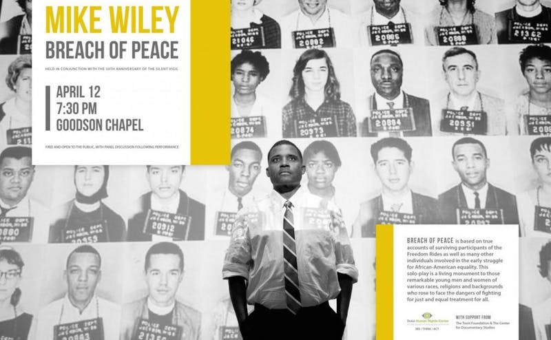 """Breach of Peace"" chronicles the history of the Freedom Riders, a group of civil rights activists fighting for the desegregation of the public bus system."