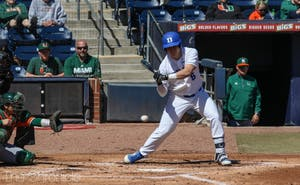 Jack Labosky has been a threat for Duke both at the plate and on the mound.