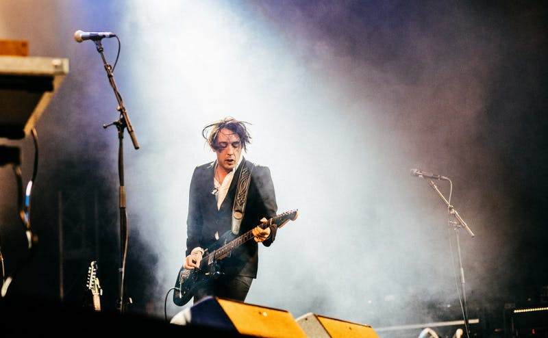 "Wolf Parade and frontman Dan Boeckner released their fourth full-length album, ""Cry Cry Cry,"" last Friday."