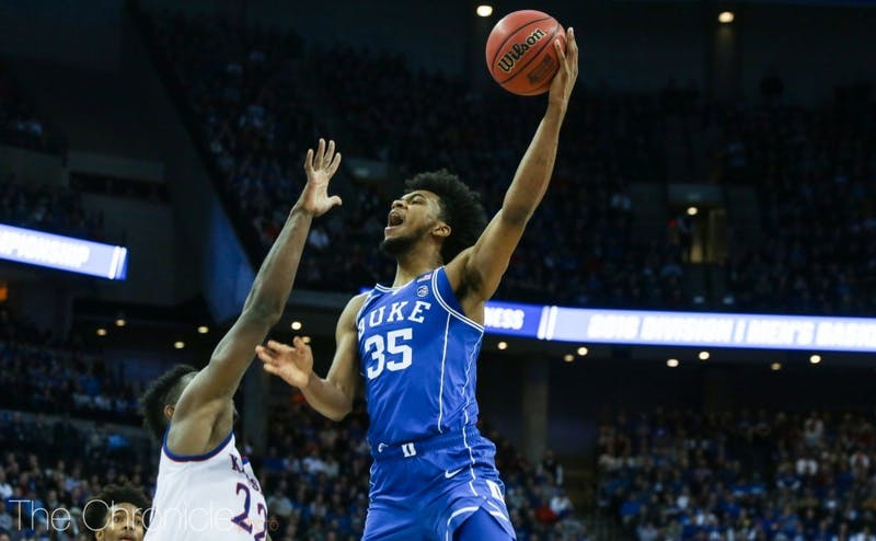 Marvin Bagley III was named a first-team AP All-American Tuesday afternoon.