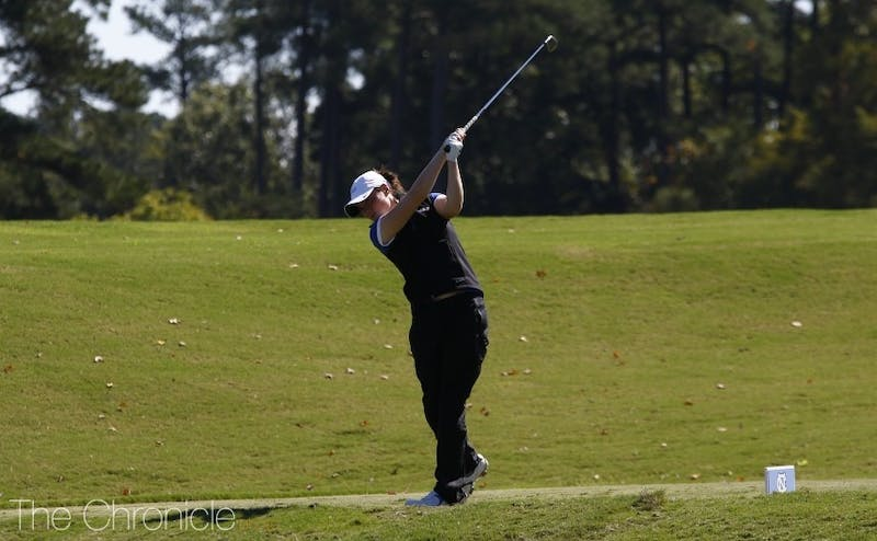 Leona Maguire will lead Duke into this week's Windy City Classic as the favorite.