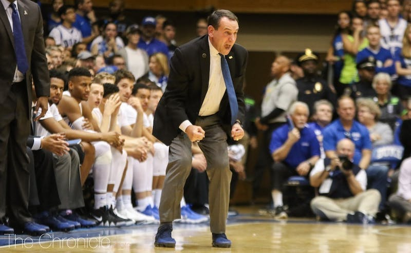 The rich only get richer as Coach K and the Blue Devils will add Joey Baker to their already top-ranked 2018 recruiting class.