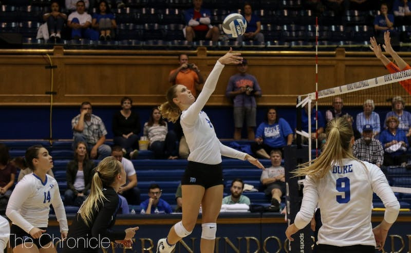Jessi Bartholomew had 68 kills in the month of October.