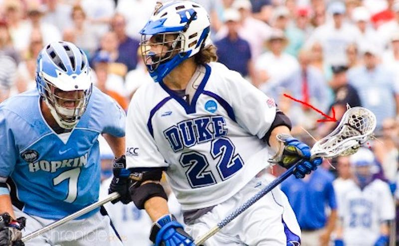 Ned Crotty led Duke to the 2010 national championship as the Tewaaraton Award winner his senior year and is now back on the sidelines in Durham.