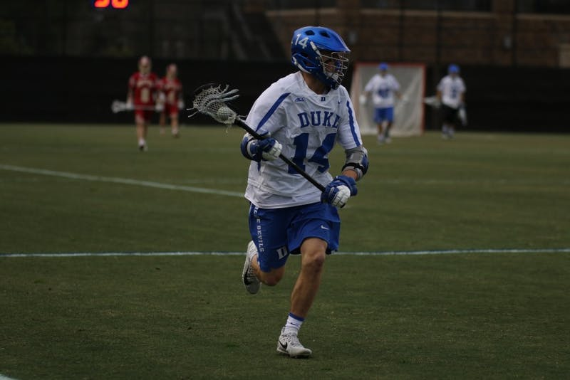 Justin Guterding leads the nation in goals per game.