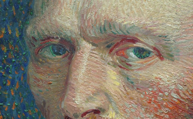 """""""Loving Vincent,"""" a biopic about the last days of Vincent Van Gogh, had all of its 65,000 frames painted by a team of 115 artists."""