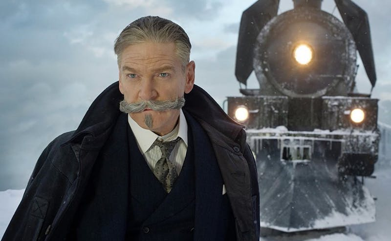 """Directed by and starring Kenneth Branagh, """"Murder on the Orient Express"""" is an adequate middle-market action movie."""