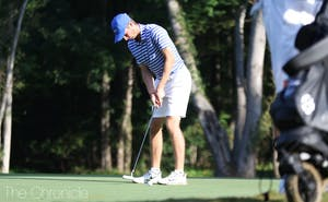 Adrien Pendaries settled in to close his first ACC championship with back-to-back 4-under-par rounds.