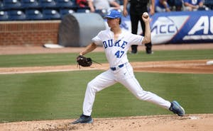 Mitch Stallings allowed eight earned runs in a disappointing outing Friday.