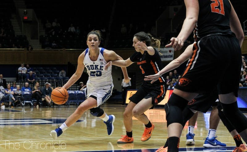 Rebecca Greenwell remains questionable to play due to knee pain after a quiet performance at Miami Sunday.