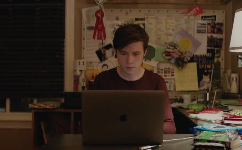 """Love, Simon"" is the story of a high school boy coming to terms with his sexuality, but it may not go far enough in representing queer reality."