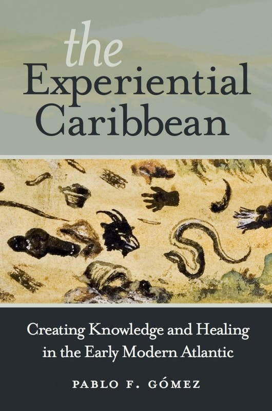 "Pablo Gomez is the author of ""The Experimental Caribbean: Creating Knowledge and Healing in the Early Modern Atlantic."" Courtesy of Pablo Gomez."
