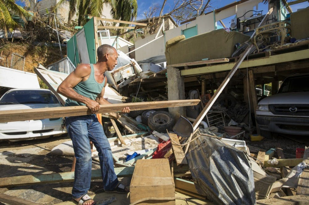 NC organization aids Puerto Rico in the aftermath of Maria, Irma