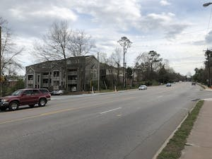 Intersection of Longview St. and Martin Luther King Blvd.