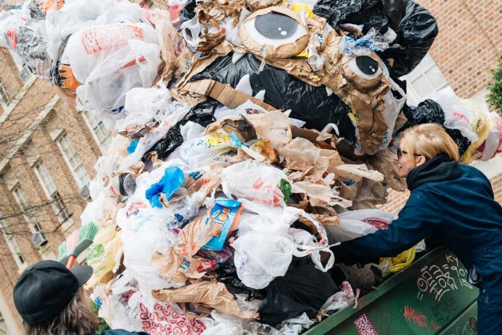Get sustainable with Plasticon, a recycled art festival