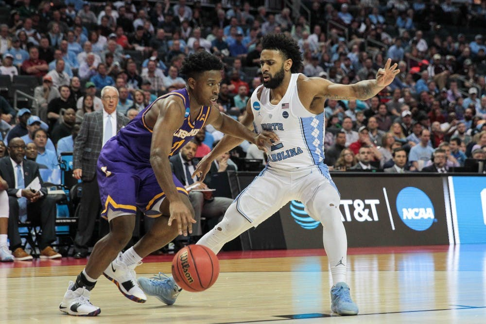North Carolina excels defensively in 84-66 first-round NCAA Tournament win