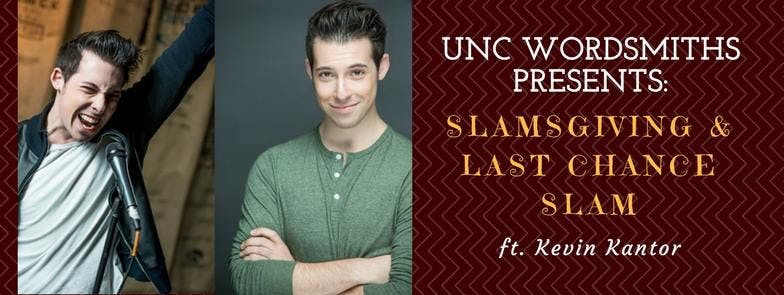 UNC Wordsmiths add slam poetry to Thanksgiving menu