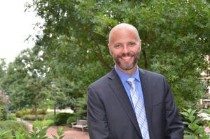 Todd Nicolet is the Vice Dean of the Gillings School of Global Public Health. Photo courtesy of Nicolet.