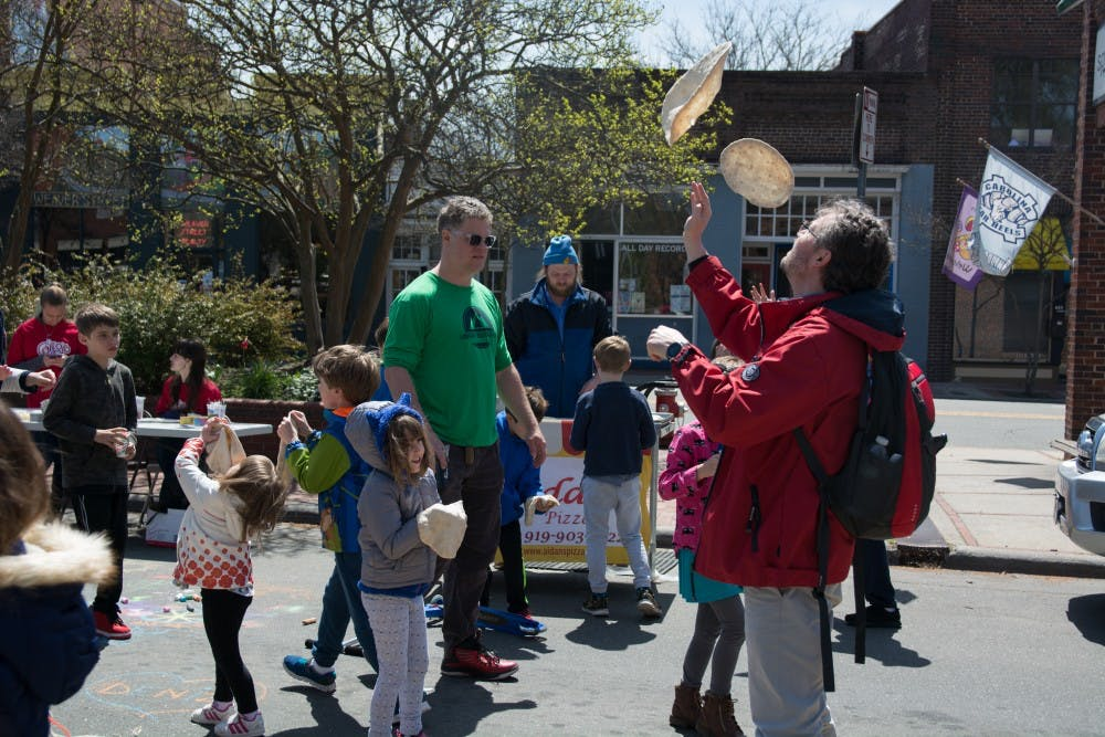 Word on Weaver Street: Carrboro hosts annual Open Streets festival