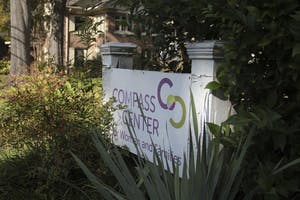 The Compass Center for Women and Families is one resource in Chapel Hill for victims of domestic violence.