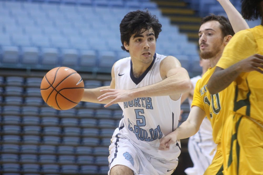 North Carolina JV basketball takes down Methodist, 100-74