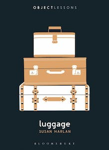 """Susan Harlan is the author of """"Luggage,"""" part of the Object Lessons series. Courtesy of Susan Harlan."""