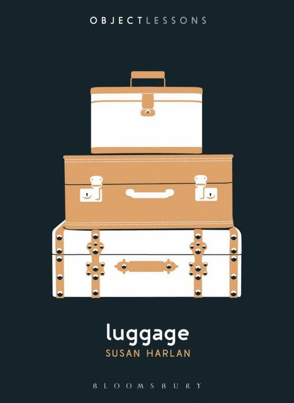 "Susan Harlan is the author of ""Luggage,"" part of the Object Lessons series. Courtesy of Susan Harlan."