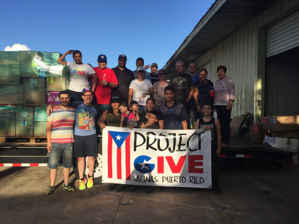 Puerto Rican community at UNC outlines the help needed for those back at home
