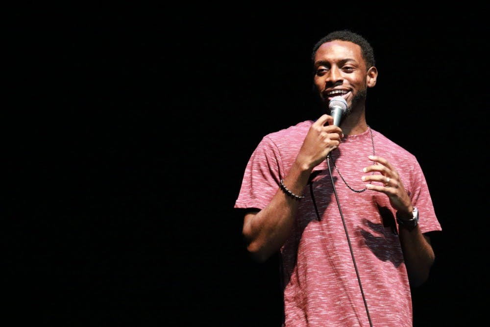 Review: SNL Alum excites at CUAB's annual homecoming comedy show
