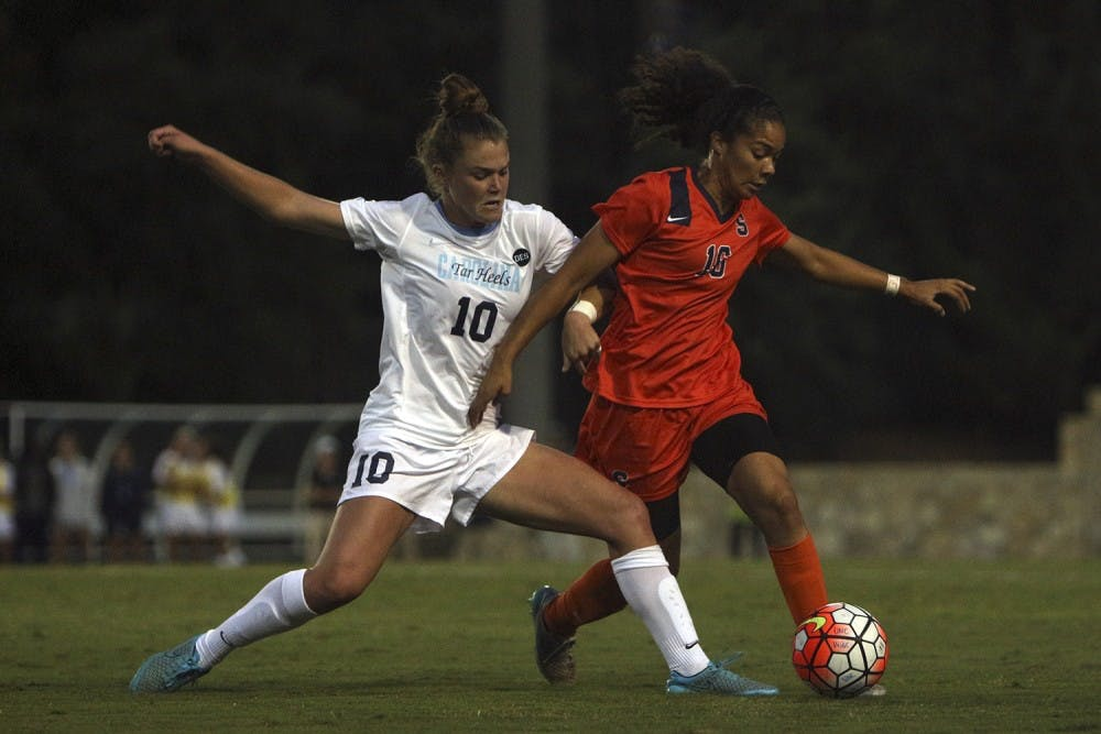 Buckingham, Elinsky and Boyles drafted by NWSL teams on Thursday