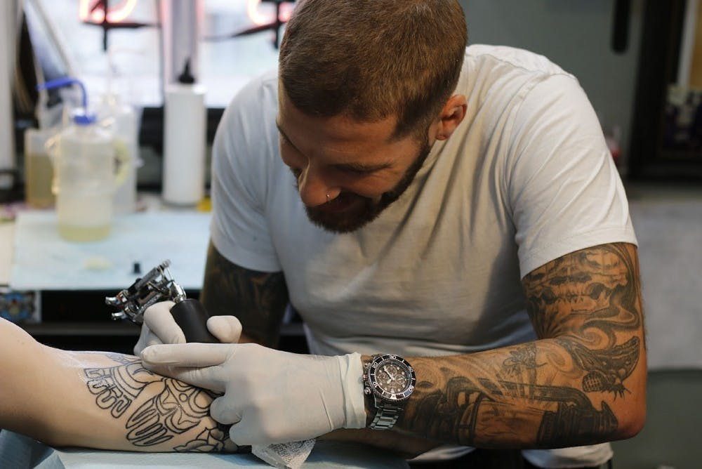 Glenn's Tattoo Service brings its own form of art to Carrboro