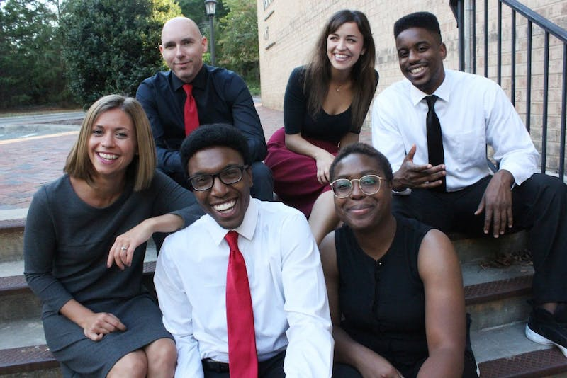"""Sketch comedy group Mettlesome is producing show """"Bump In The Night"""" at the ArtsCenter in Carrboro. Photo courtesy of Ashley Melzer."""
