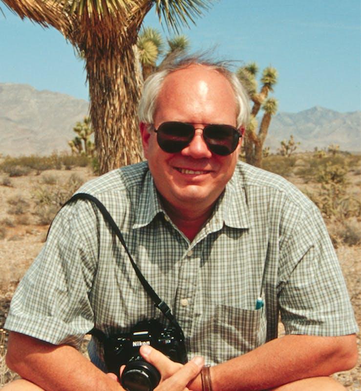 Professor Robert Peet.