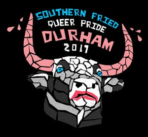 Southern Fried Queer Pride comes to Durham for the first time Thursday. Photo courtesy of Taylor Alxndr.