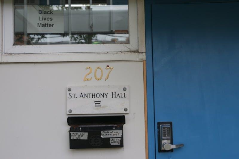 St. Anthony Hall's speaker series features two North Carolina artists: Natasha Powell Walker and Susan Brubaker Knapp.