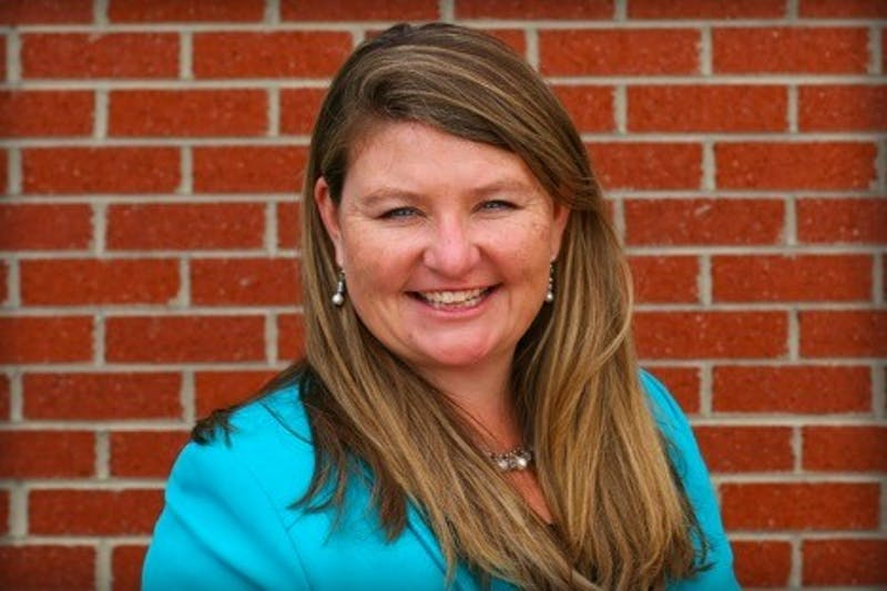 Mary Ann Wolf is running for CHCCS school board. Photo courtesy of Wolf.