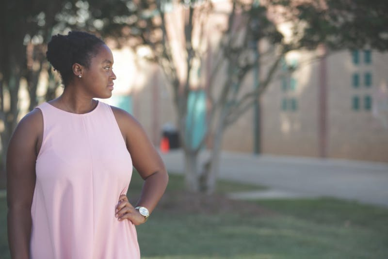 Sophomore health policy and management major Lenore Pango attended East Chapel Hill High School and came face-to-face with educational disparities.