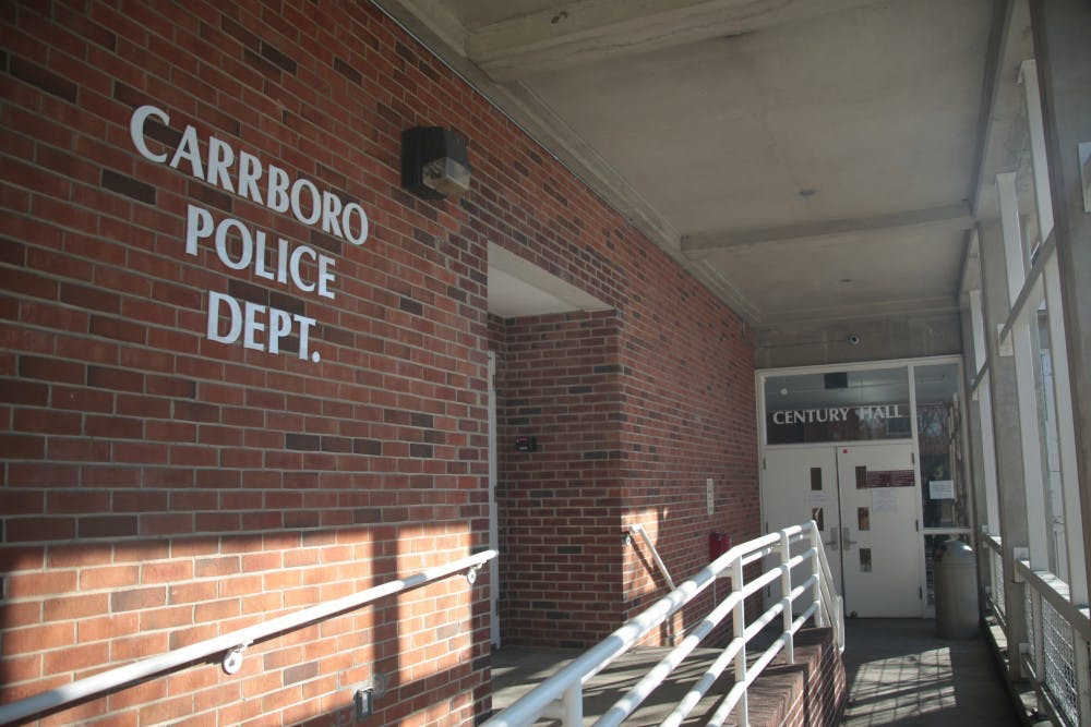 Carrboro police presents findings of recent racial bias study