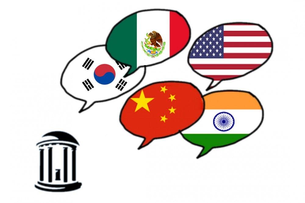 Editorial: International instructors deserve respect