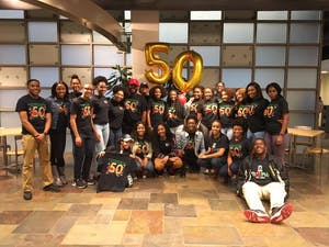 Photo for BSM 50th anniversary  Photo sent by- Aaron Epps