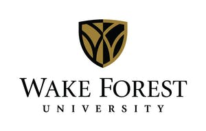 Courtesy of Wake Forest University.