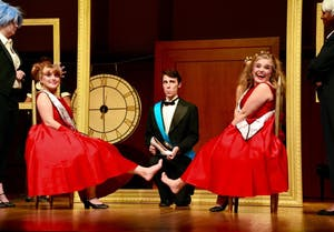 "UNC Opera's ""Cendrillon"" will be performed Nov. 11-12 in James and Susan Moeser Auditorium in Hill Hall. Photo courtesy of Marc Callahan."