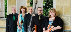 Heartland Baroque specializes in playing 17th century instruments. Photo courtesy of Martha Perry.