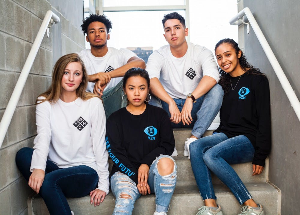UNC student launches his own clothing line