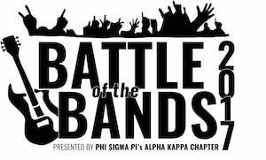 Phi Sigma Pi's Battle of the Bands competition is Friday at Country Fried Duck. Photo courtesy of Caroline Owens.